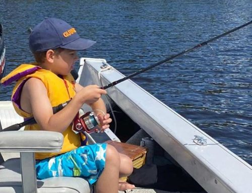 August is Fishing Month