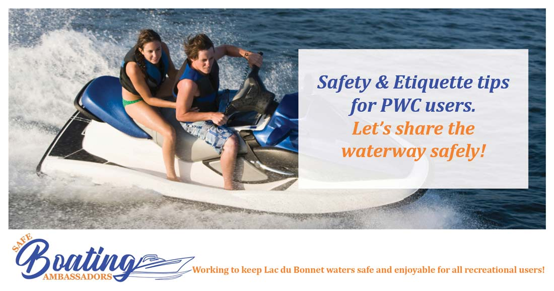 PWC Safety Tips