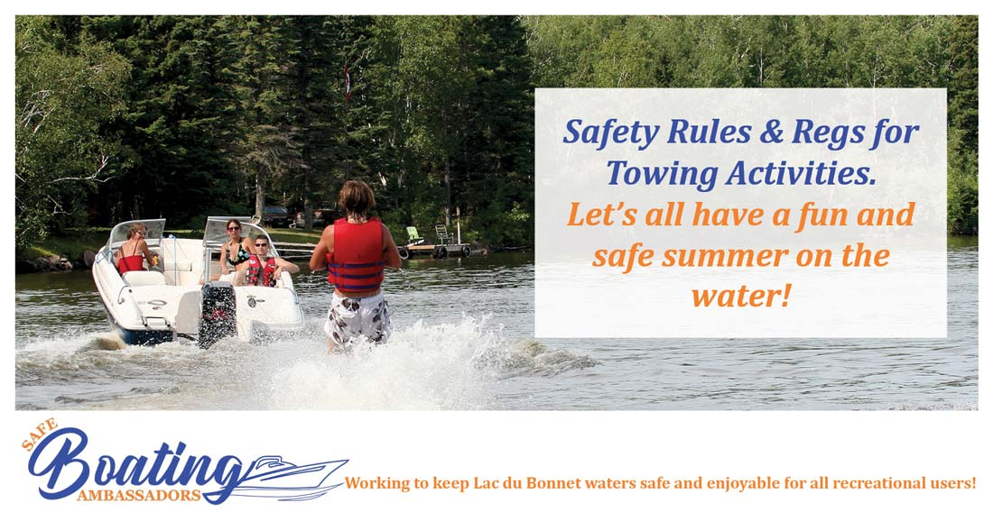 Towing Rules for Safety